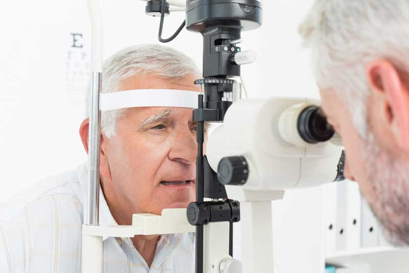Glaucoma at Summerland Optometry